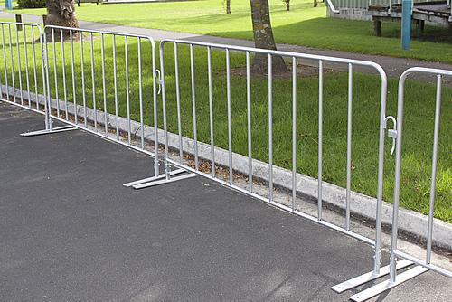 GHL Temp Fence Crowd Control