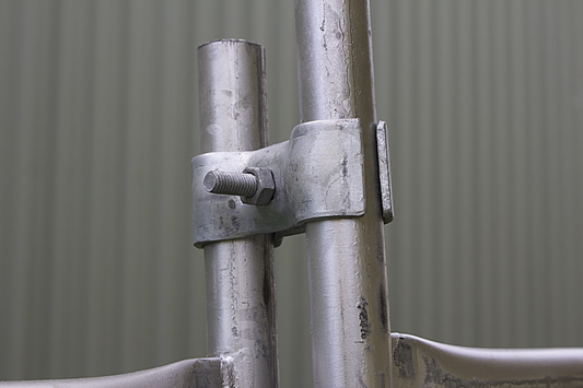 Temp Fence clamps